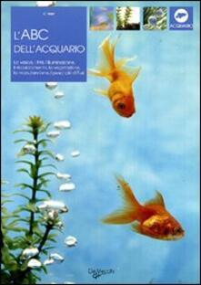 L' ABC dell'acquario - Claude Vast - copertina