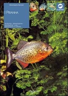 I piranha - Marie-Sophie Germain - copertina