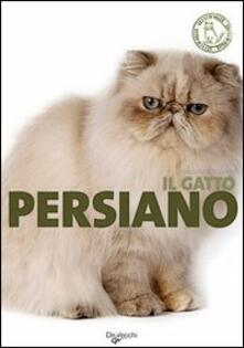 Il gatto persiano - Mariolina Cappelletti - copertina