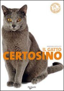Libro Il gatto certosino Mariolina Cappelletti