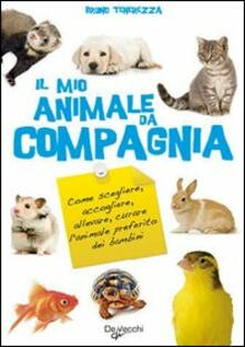 Il mio animale da compagnia - copertina