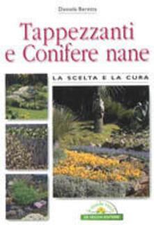 Tappezzanti e conifere nane - Daniela Beretta - copertina