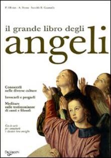 Antondemarirreguera.es Il grande libro degli angeli Image