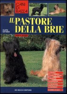 Il pastore della Brie - Filippo Cattaneo - copertina
