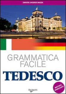 Associazionelabirinto.it Tedesco. Grammatica facile Image