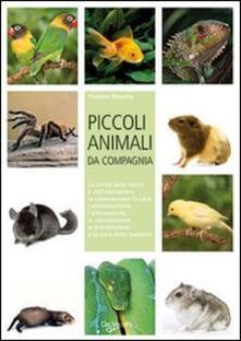 Piccoli animali da compagnia - Florence Desachy - copertina