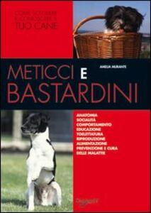 Libro Meticci e bastardini Amelia Murante