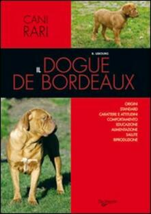 Il dogue de Bordeaux - Bernard Lebourg - copertina