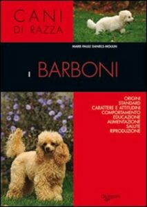 Libro I barboni Marie Paule , Daniels Moulin