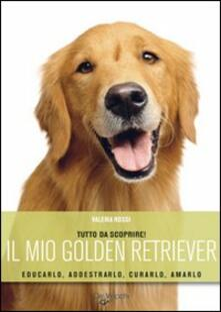 Il mio golden retriever - copertina
