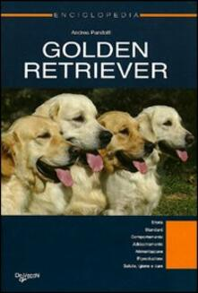 Radiospeed.it Golden Retriever. Enciclopedia Image