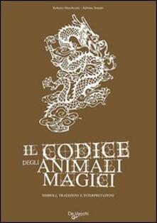 Il codice degli animali magici - copertina