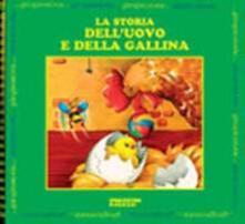 La storia dell'uovo e della gallina - Marco Magistri,Pierangela Pantani - copertina