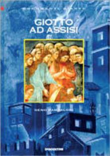 Giotto ad Assisi - Geno Pampaloni - copertina