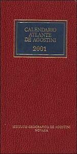 Calendario atlante 2001
