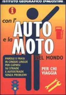 Con l'auto e la moto nel mondo - copertina