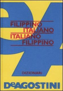 Flippino-italiano, italiano-filippino - copertina