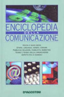 Enciclopedia della comunicazione - copertina