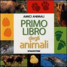 Primo libro degli animali - copertina