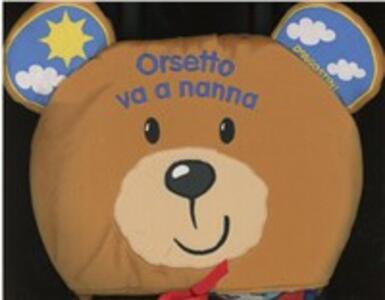 Orsetto va a nanna