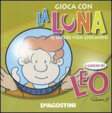 Gioca con la luna. CD-ROM - copertina