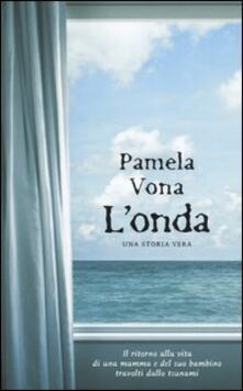 L' onda - Pamela Vona - copertina