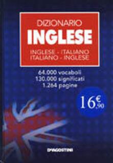 Maxi dizionario inglese - copertina