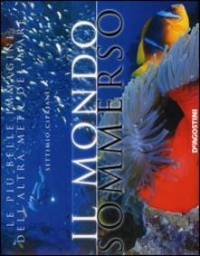 Il mondo sommerso - Settimio Cipriani - copertina