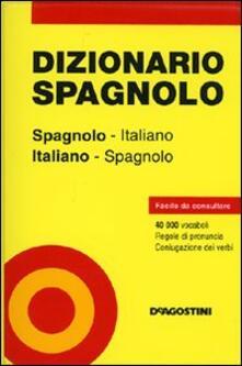 Fondazionesergioperlamusica.it Dizionario spagnolo. Spagnolo-italiano. Italiano-spagnolo Image