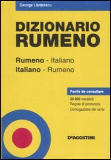 Vitalitart.it Dizionario rumeno. Italiano-rumeno, rumeno-italiano Image