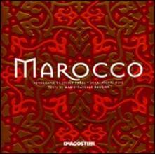 Marocco. Ediz. illustrata - M. Pascale Rauzier,Tréal Cécile,Jean-Michel Ruiz - copertina
