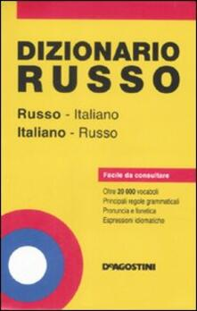 Dizionario russo. Italiano-russo, russo-italiano.pdf