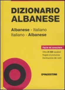 Festivalshakespeare.it Dizionario albanese. Albanese-italiano, italiano-albanese Image
