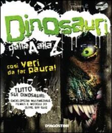Ilmeglio-delweb.it I dinosauri dalla A alla Z. CD-ROM Image