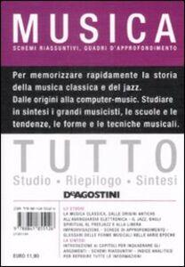 Libro Tutto musica