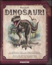 Dinosauri - Nancy Honovich - copertina