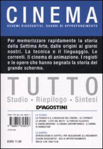 Libro Tutto cinema