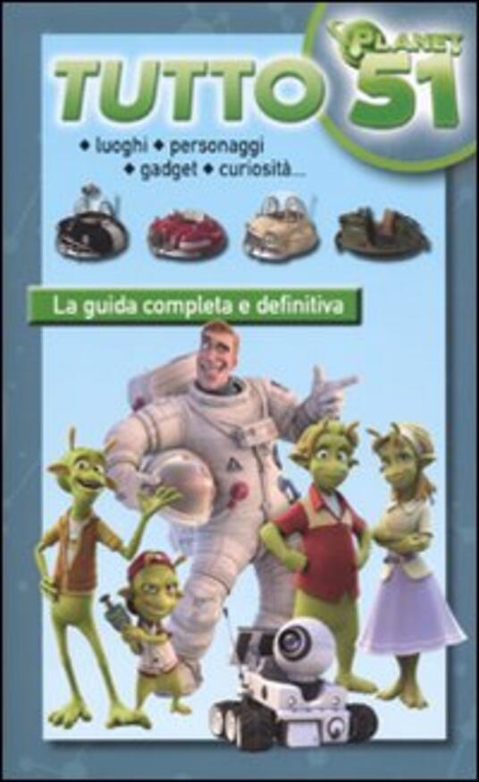 Tutto Planet 51 - Fabio Fracas - copertina