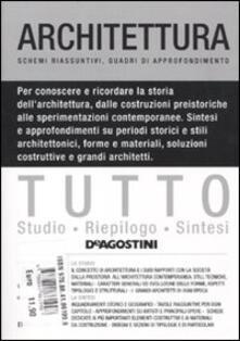 Tutto architettura - Marcello Tomei - copertina
