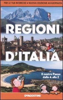 Voluntariadobaleares2014.es Regioni d'Italia. Il nostro Paese dalla A alla Z Image