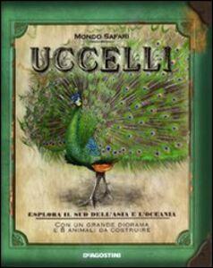 Libro Uccelli Nancy Honovich