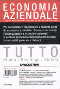 Libro Tutto economia aziendale Giuseppe Barile