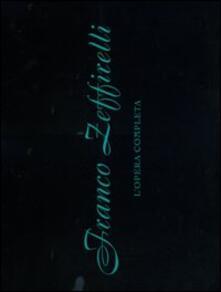 Franco Zeffirelli. L'opera completa - copertina