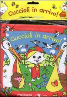 Cuccioli in arrivo! Le avventure dell'orsetto Pop - Lavinia Borromeo,Sandra Bersanetti - copertina