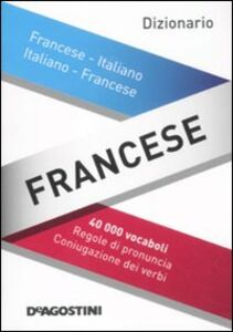 Libro Dizionario francese. Francese-italiano, italiano-francese
