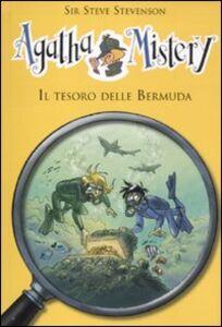 Foto Cover di Il tesoro delle Bermuda, Libro di Sir Steve Stevenson, edito da De Agostini
