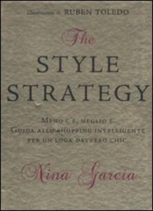 The style strategy - Nina Garcia - copertina