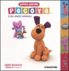 Pocoyo e i suoi amici animali - copertina