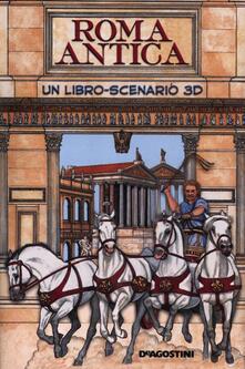 Roma antica. Libro pop-up - copertina