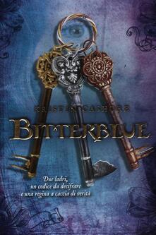Bitterblue - Kristin Cashore - copertina